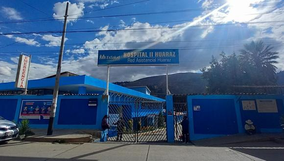 Cuando se inicien las obras, los servicios del hospital antiguo donde será construido, se trasladarán a los ambientes de la Cruz Roja Filial Huaraz, a fin de garantizar la continuidad de las atenciones. (Foto: EsSalud)