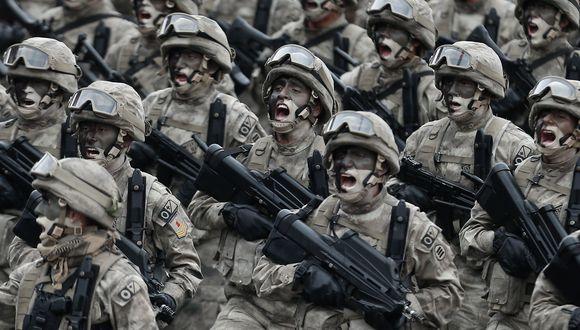 Ejército del Perú (Perú21)