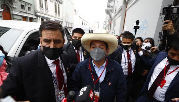 Pedro Castillo jurará al cargo de forma simbólica en Ayacucho este jueves 29 de julio. (Foto: GEC)