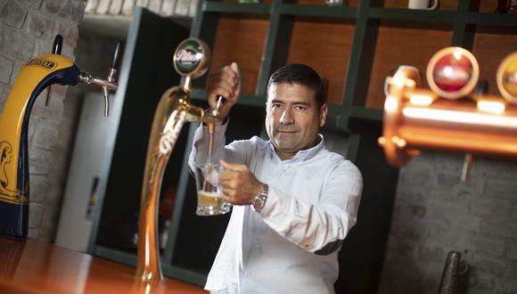 El colombiano Sergio Rincón es el CEO de Backus.