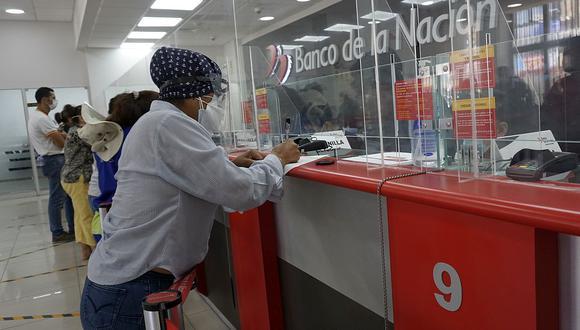 El Bono 600 se viene entregando a las familias vulnerables en situación de pobreza y pobreza extrema (Foto: GEC)