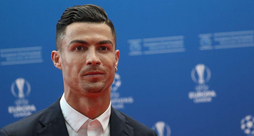 Cristiano Ronaldo se ubicó en el tercer lugar de la preferencias. (Foto: AFP)