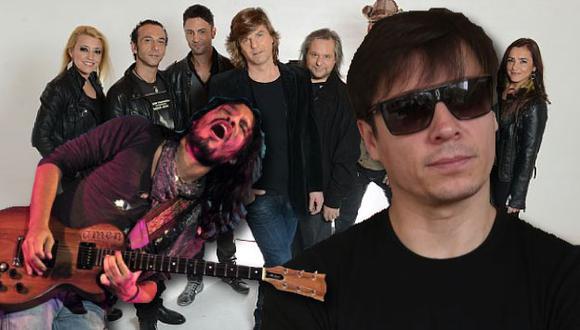 El rock llega a Villa el Salvador. (Composición)