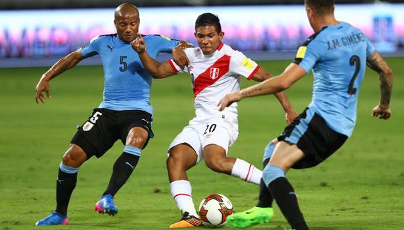 Perú vs. Uruguay se enfrentarán previo a la Copa América 2019. (Foto: USI)