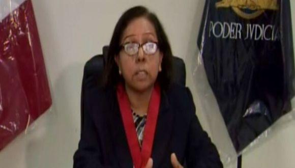 Flor Aurora Guerrero es la nueva presidenta de la Corte Superior de Justicia del Callao