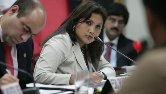 Quiere zanjar el caso en Ética. (Perú21)