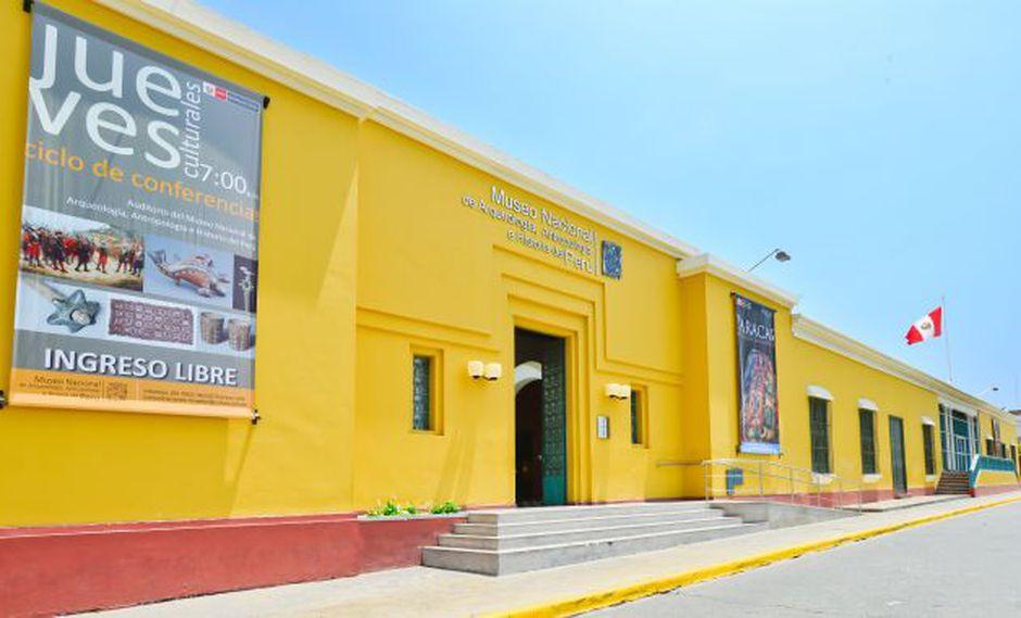 Museo Nacional de Arqueología, Antropología e Historia del Perú contará con más ambientes. (Ministerio de Cultura)