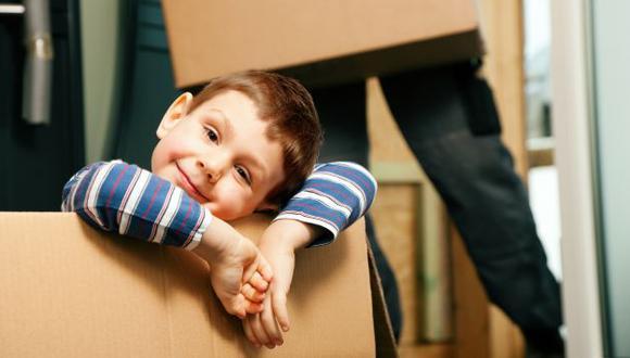 Monitoreo y atención a los cambios de conducta porque las mudanzas suelen generar reacciones negativas en los hijos. ()