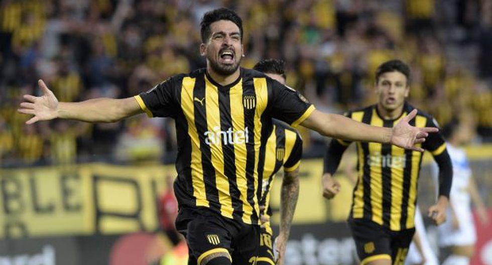 Luego de dos fechas disputadas en el grupo D de la Copa Libertadores, Flamengo lidera la clasificación con 6 puntos, seguido por Peñarol (3), LDU (3) y San José (0). (Foto: AFP)