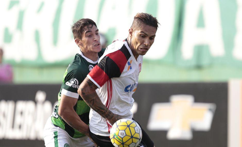 Flamengo o Chapecoense enfrentará al ganador de la llave entre Fluminense y Liga de Quito en los cuartos de final del certamen. (USI)