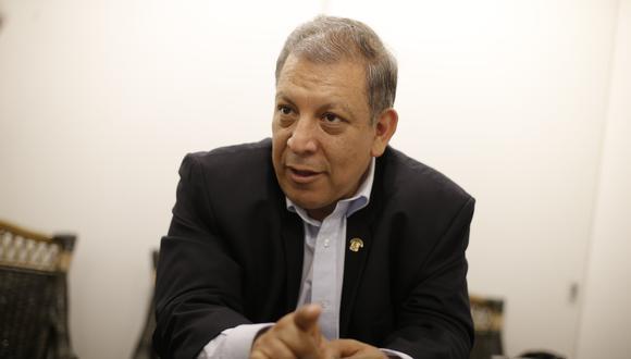 Marco Arana señaló que el próximo Congreso deberá evaluar la inmunidad parlamentaria y el antejuicio por casos como Luciana León. (Foto: GEC)