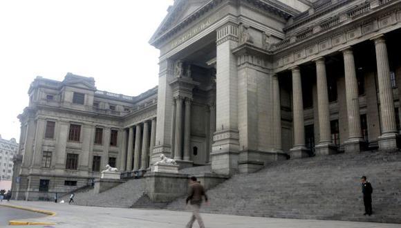 Poder Judicial se manifiesta luego del polémico fallo del tribunal superior de la Corte de Lima. (Perú21)