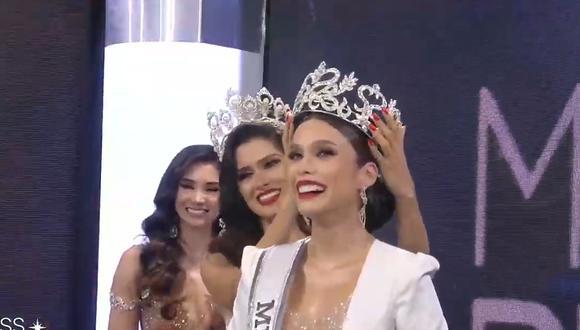 La modelo Janick Maceta se convirtió en la nueva Miss Perú 2020. (Foto: Miss Perú)