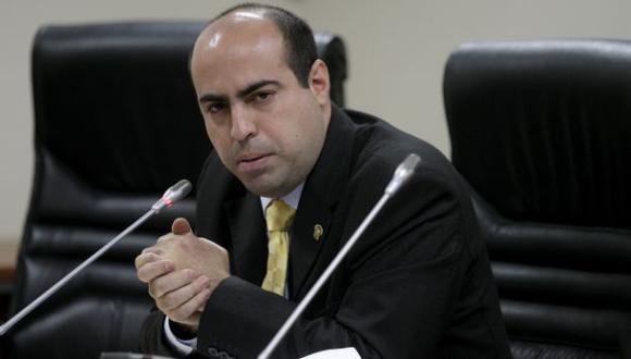 Spadaro presentó propuesta. (Perú21)