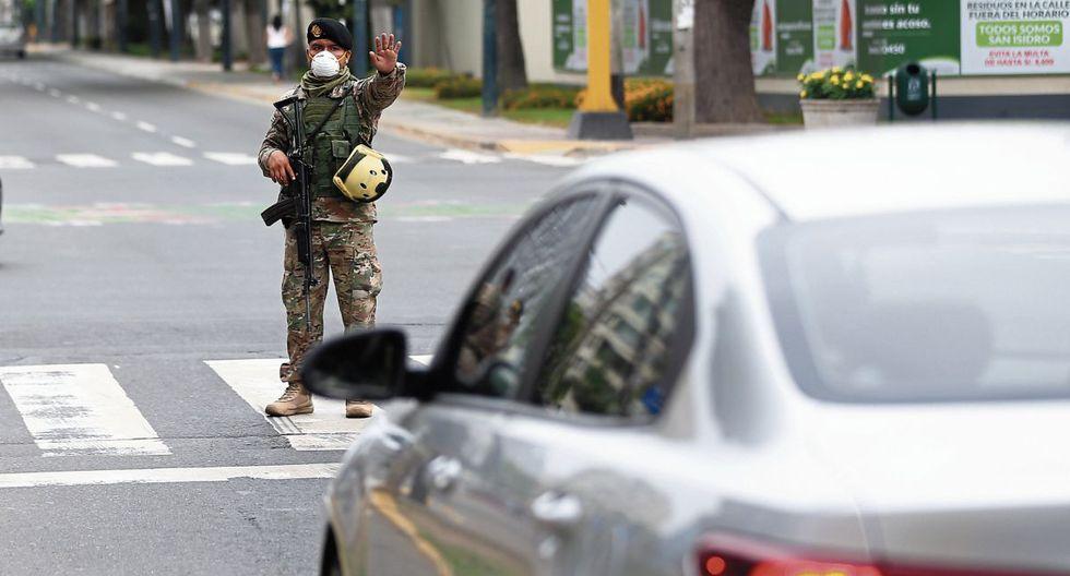 Reservistas deberán acudir con su DNI o libreta militar a cualquiera de las unidades militares a nivel nacional. (Foto: Hugo Curotto / GEC)