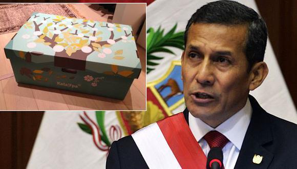Ollanta Humala anunció kits para los recién nacidos. (AFP/milasdaydreams.blogspot.com)