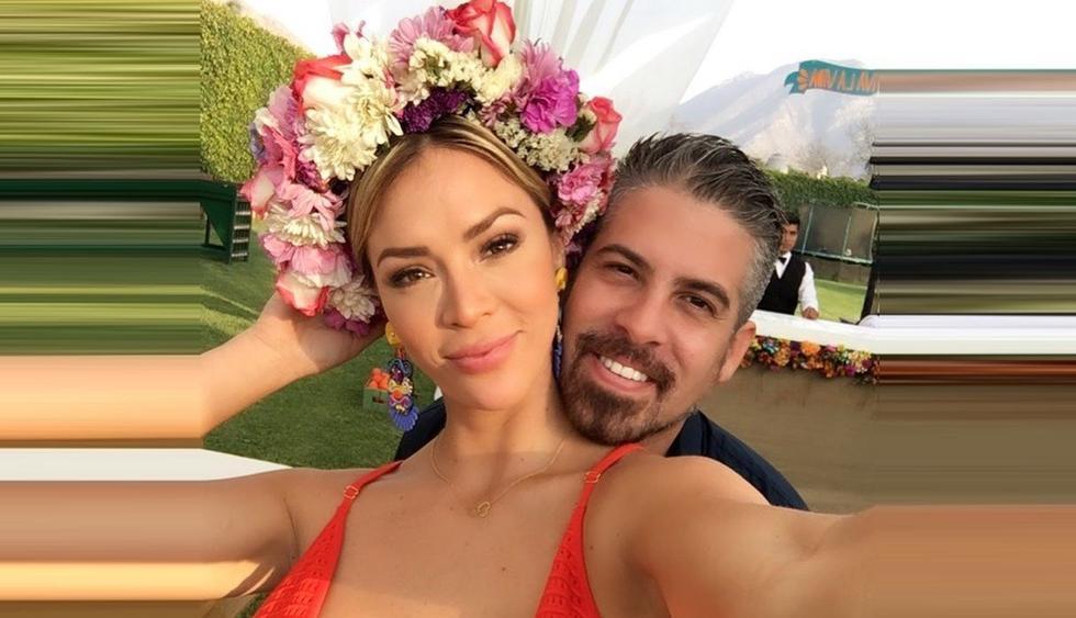 Sheyla Rojas reveló que tuvo que adelantar la fecha de su boda con Pedro Moral. (Foto: @_sheyoficial)