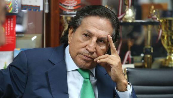 El ex presidente Alejandro Toledo se encuentra prófugo de la Justicia por el caso Odebrecht, (Perú21)
