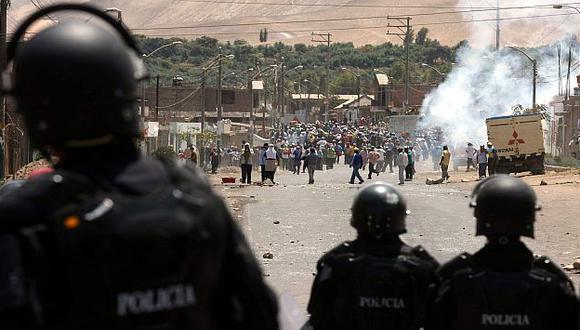 Defensoría del Pueblo registró 209 conflictos sociales en julio de 2015. (Perú21)
