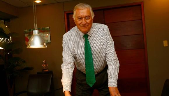 Biógrafo de GDP señaló que Humberto Martínez Morosini se atribuía autoría de su apodo. (Foto: Trome)
