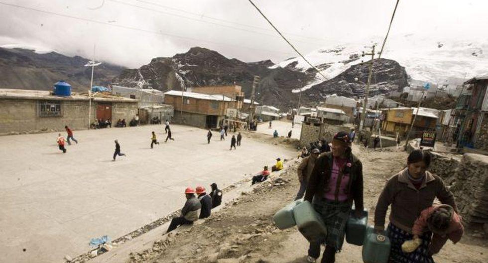 Gobierno desarrolla acciones de apoyo para combatir bajas temperaturas en Puno. (Perú21)