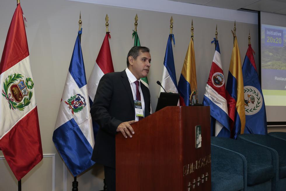 Minagri inauguró reunión anual de la Iniciativa 20 x 20 en contra de la deforestación. (Difusión)