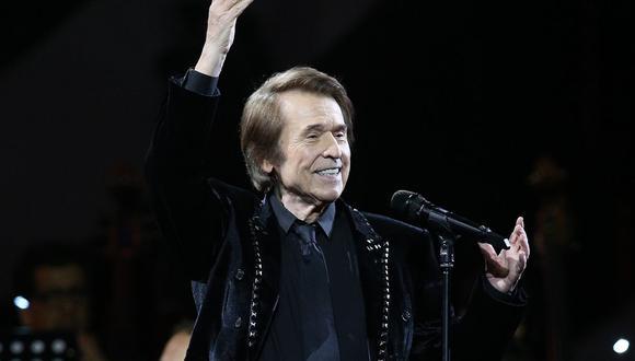 Raphael celebrará por todo lo alto sus 60 años de carrera artística. (Foto: AFP/Claudio Reyes)