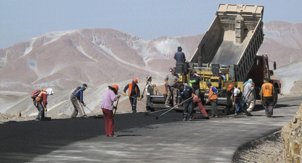 También hay proyectos sobre carreteras y líneas eléctricas. (USI)