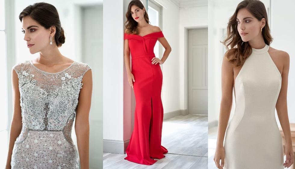Tendencias de vestidos para matrimonios. (Foto: Difusión)
