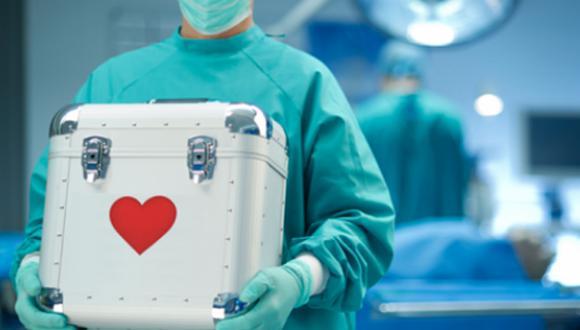Un donante de órganos puede salvar hasta a 10 personas. (Foto: Getty)