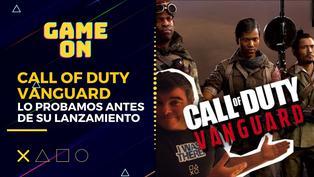 Call of Duty Vanguard: Lo probamos antes de su lanzamiento
