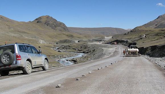 Los tramos asfaltados Cañete-Huaura, Ambo-Pucallpa y Churín-Oyón ya están asfaltados. (USI/Referencial)