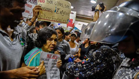 Las circunstancias han cambiado mucho para las 120.000 personas que viven con VIH en Venezuela. (Foto: AFP)