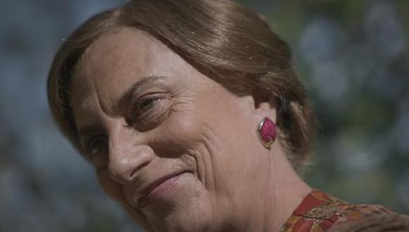 """La actriz Lola Casamayor es la encargada de dar vida a Matilde Sánchez en """"Luis Miguel: La Serie"""" (Foto: Netflix)"""