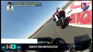 Conoce algunos gadgets útiles para motociclistas
