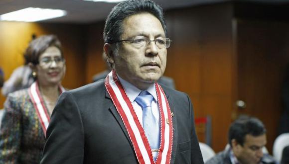 Ramos dice que no existe persecución contra Orellana. (USI)