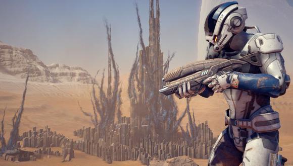 La nueva edición de la trilogía de Electronic Arts y Bioware sale a la venta esta semana.