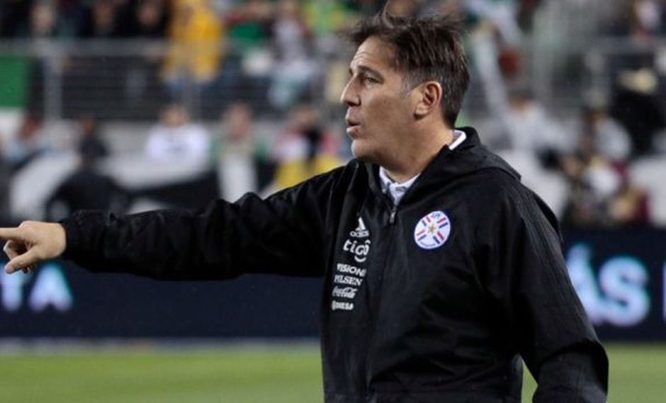Eduardo Berizzo es entrenador de Paraguay desde febrero pasado. (Foto: Selección de Paraguay)