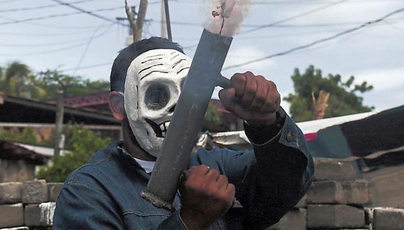 La violencia recrudeció.  (Reuters)