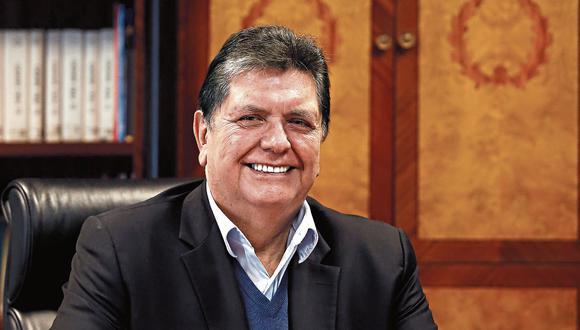 Historia. El 23 de mayo hubiera cumplido 70 años. Aquí Alan García posando para una de las últimas entrevistas que dio a Perú21. (GEC)