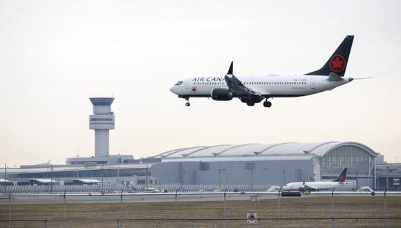 Boeing ha acumulado esta semana unas pérdidas de más de 27.000 millones de dólares en capitalización de mercado. (Foto: AFP)