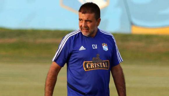 Claudio Vivas fue entrenador de Sporting Cristal desde febrero hasta septiembre del 2019. (Foto: GEC)