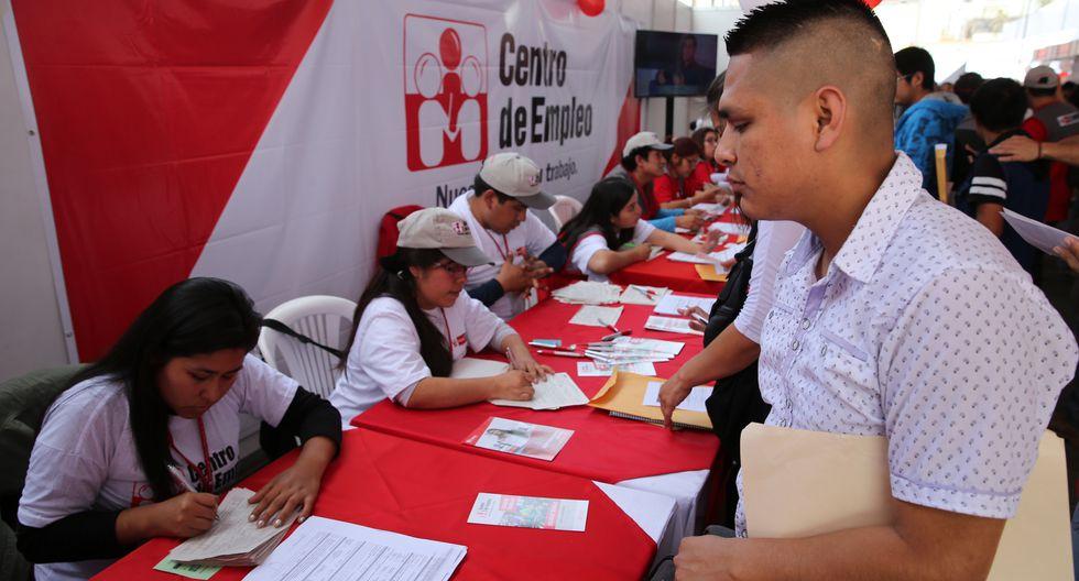 Ministerio de Trabajo ofrece más de 1,500 puestos formales en Ica. (MTPE)