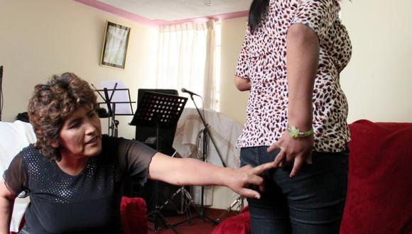 Víctima. Mujer refirió que el agresor no parecía un delincuente. (Pedro Torres)