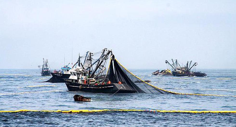El sector pesca y su impacto en la manufactura primaria contribuirán con 0.35 puntos porcentuales al crecimiento del PBI en 2018, según cálculos del BCP. (Foto: USI)