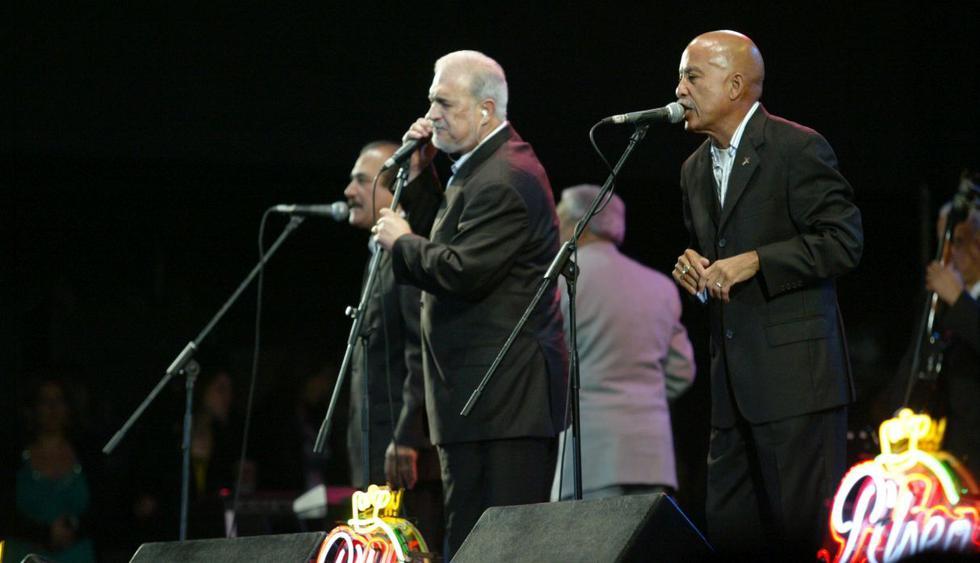 Papo Rosario, cantante de El Gran Combo de Puerto Rico, se retira de la legendaria orquesta por problemas de salud. (Foto. GEC)