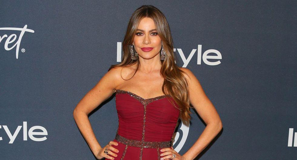 """Sofía Vergara es la nueva jurado del reality """"America's Got Talent"""". (Foto: AFP)"""