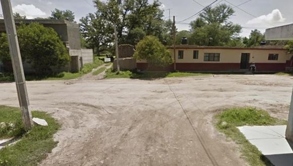 Una joven encontró a su difunto abuelo en una foto antigua de Google Maps. (Google Maps)