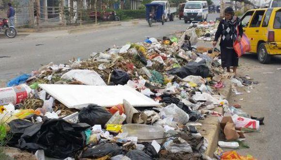 Minam declaró en emergencia la gestión y manejo de los residuos sólidos en el distrito, provincia y región de Lambayeque. (Foto: Referencial/Andina)