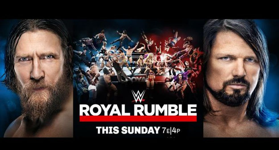 Royal Rumble 2020: sigue el primer mega evento del año de la WWE. (Foto: WWE)